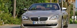Новый кабриолет BMW 650i Cabrio