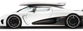 Практичный суперкар Koenigsegg Agera R