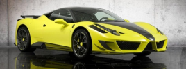 Как Мансори переделал суперкар Ferrari 458 Italia