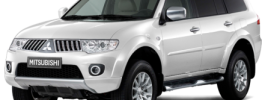 Тест-драйв Mitsubishi Pajero Sport 2.5