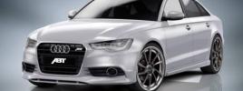 Тюнингованный Audi А6 от фирмы Abt
