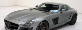 """""""Заряженная"""" версия суперкара Mercedes-Benz SLS AMG"""