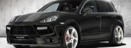Специалисты Mansory переделали Porsche Сауеnnе