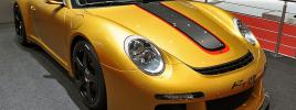 Фирма RUF модифицировала Porsche 911