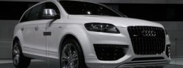 Большой кроссовер Audi Q7