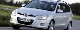 Обзор Hyundai i30 CW 1.6