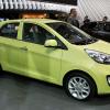 Новый Kia Picanto привлекает комфортабельностью и вместимостью