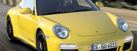 Новая модель Porsche 911 Carrera 4 GTS