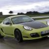 Тест-драйв Porsche Cayman R