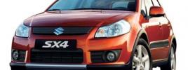 Новые модификации модели Suzuki SX4
