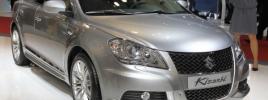 Обзор Suzuki Kizashi Sport