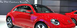 Новый Volkswagen Beetle 2011