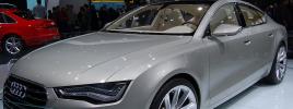 Полноприводный хэтчбек Audi A7