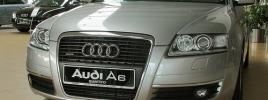 Представитель бизнес-класса Audi A6 (в кузове C6)