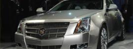 Обновленный Cadillac CTS
