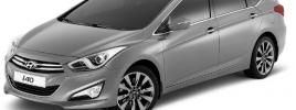 Новый седан Hyundai i40 (cтарт продаж: осень 2011 г.)