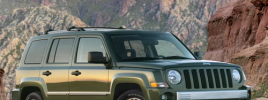 Кроссовер Jeep Liberty