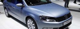 Китайский вариант Volkswagen Passat