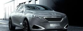 Кросс-концепт Peugeot SxC