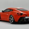 Дорожная версия Aston Martin V12 Zagato