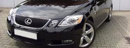 Комфортабельный бизнес-седан Lexus GS300