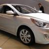 Пятидверный хэтчбек Hyundai Solaris