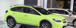 Обзор Subaru XV