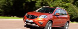 Тест-драйв нового Renault Koleos