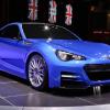 Немного новых подробностей о Subaru BRZ