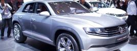 Volkswagen приподнёс вседорожный настрой на выставке в Токио
