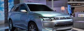 Будущие бестселлеры от компании Mitsubishi