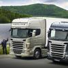 Новая система управления коробкой передач Scania Opticruise