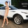 Модный внедорожник Range Rover Evoque