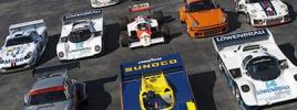 Лучшая в мире коллекция классических Porsche уйдёт «с молотка»