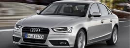 Обновлённое семейство Audi А4 (новый Audi А4, 2012 год)
