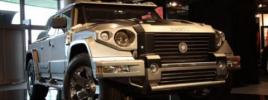 Dartz выпустил самый дорогой бронированный автомобиль