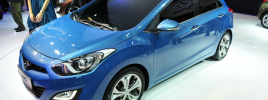 Новый Hyundai i30 2012 фото, характеристики и цены
