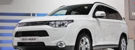 Новый Mitsubishi Outlander 2012. Фото и видео