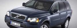 Volvo обновит внедорожник XC90