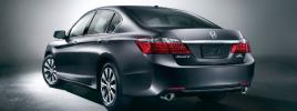 Первые изображения нового Honda Accord 2013