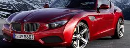 BMW и Zagato выпустят совместный спортивный родстер