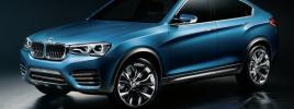 BMW X4 почти скоро