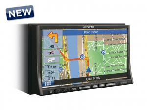 Навигационная система Alpine INA-W910R