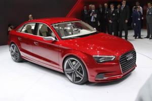 Самая быстрая Audi A3 Concept
