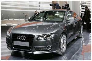 2-дверное купе Audi A5