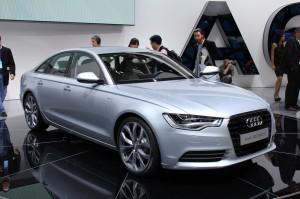 Новая Audi A6 (в кузове C7)