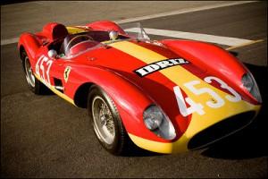 Ferrari 500 TRC Spider выставлен на аукционе