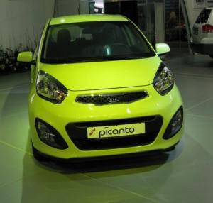 Kia Picanto получился недешевым, но ярким