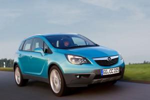 Кроссовер Opel Corsa SUV