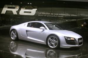 Суперкар Audi R8
